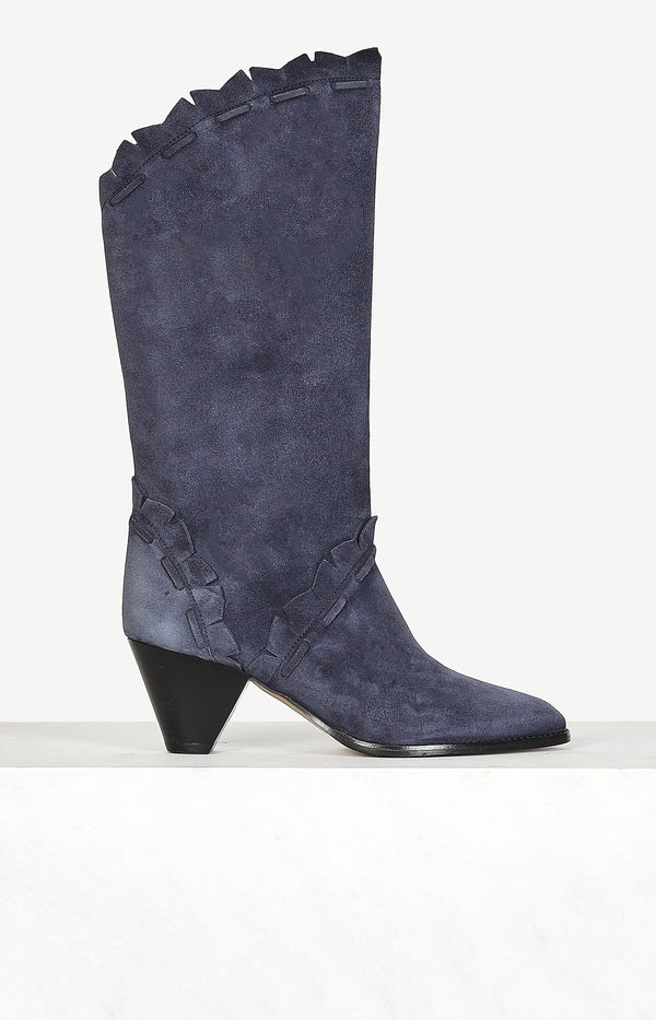 Boots Leesta in Faded NightIsabel Marant - Anita Hass