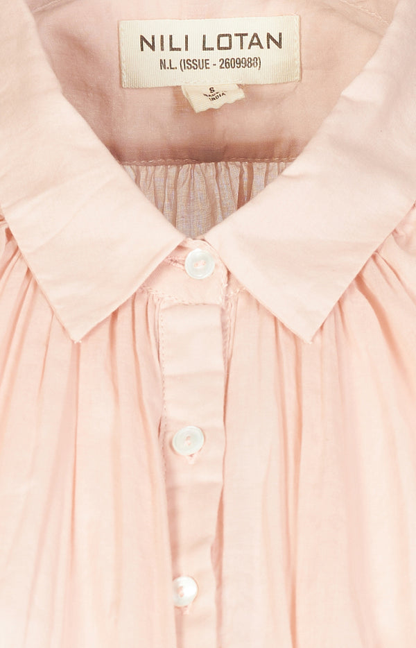 Bluse Normandy in Dusty PinkNili Lotan - Anita Hass