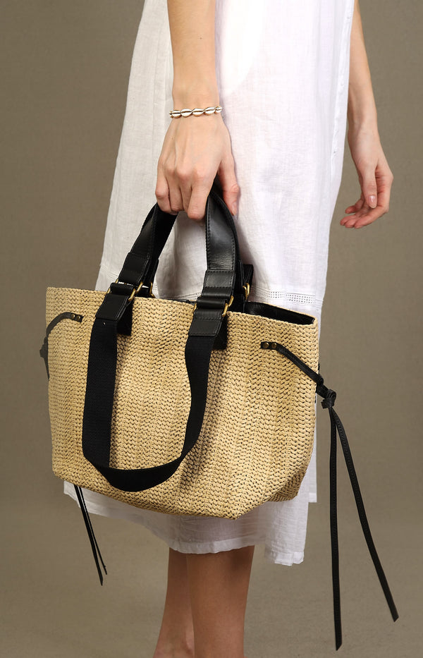 Shopper Bagya New NaturalIsabel Marant - Anita Hass