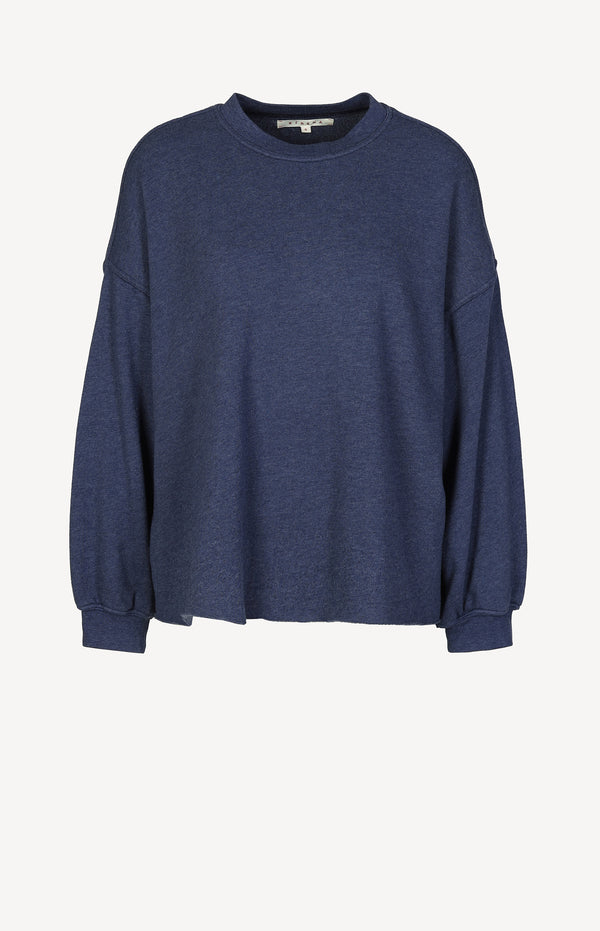 Sweatshirt Honor in NavyXirena - Anita Hass