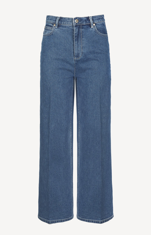 Jeans in Triple WashTory Burch - Anita Hass