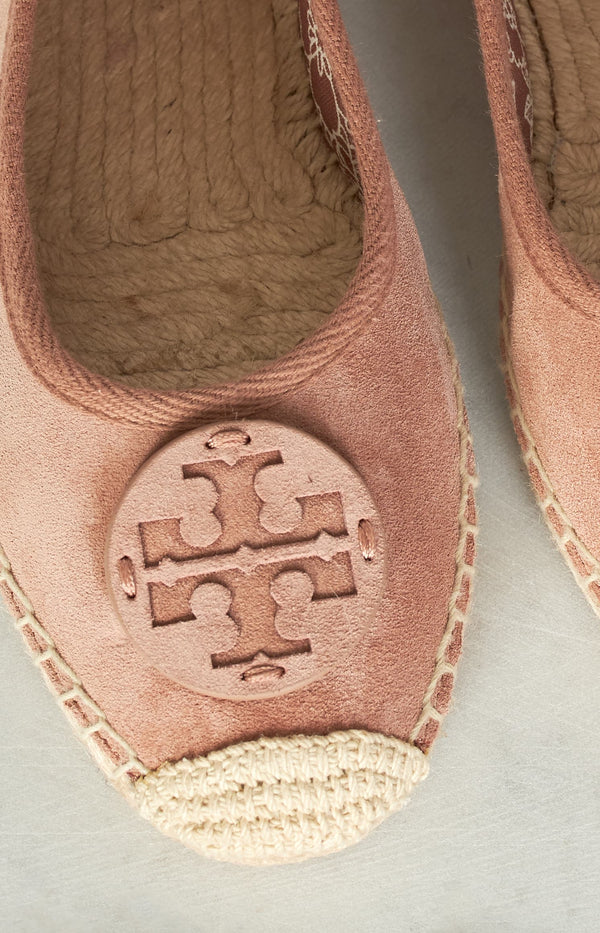 Espadrilles Minnie Ballet in MalvaTory Burch - Anita Hass