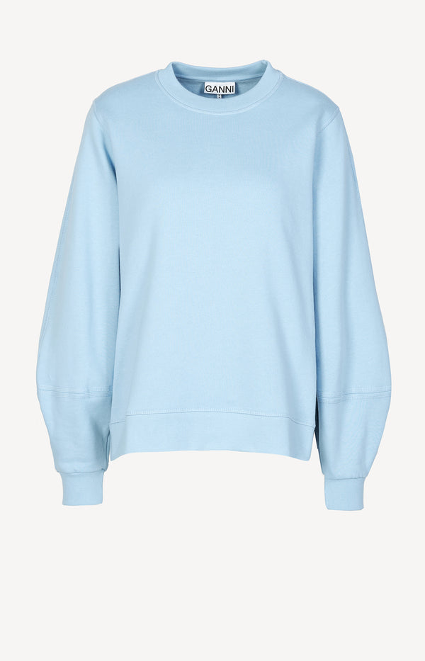 Sweatshirt Isoli in HeatherGanni - Anita Hass