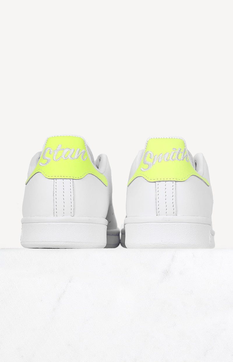 Sneaker Stan Smith in Weiß/NeonAdidas Originals - Anita Hass
