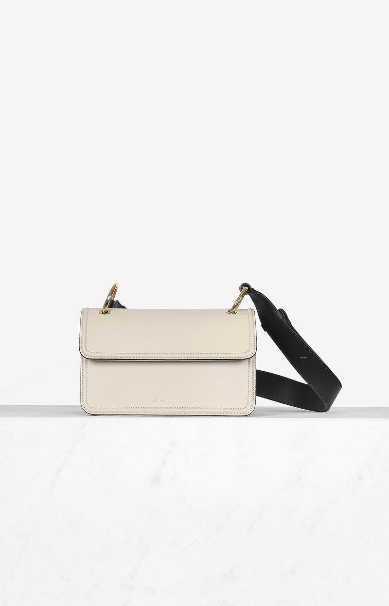 Small Beat Bag in Off-White/MultiMarni - Anita Hass