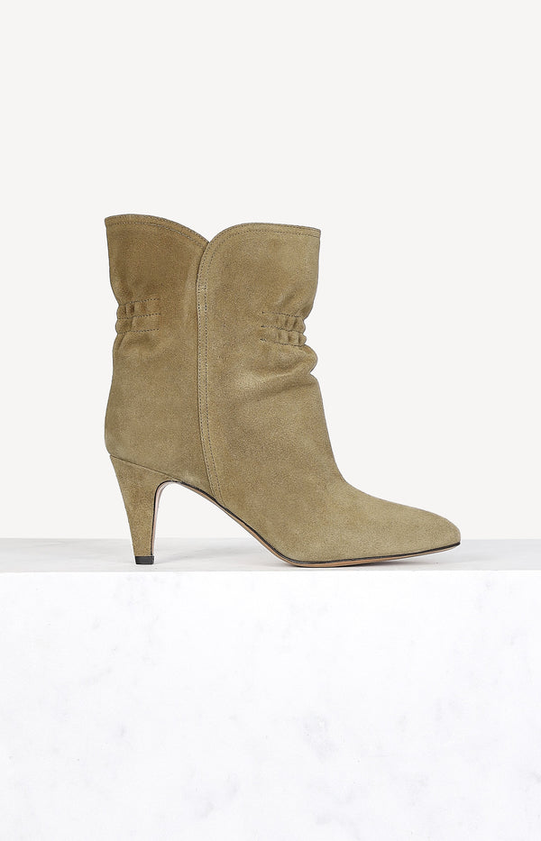 Boots Dedie in TaupeIsabel Marant - Anita Hass