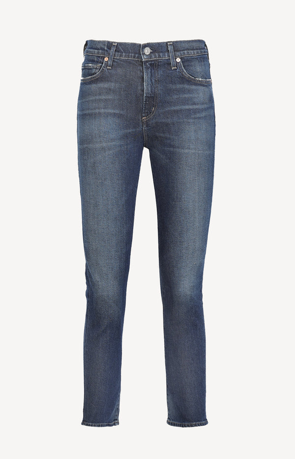 Jeans Harlow Ankle High Rise Slim in GleamsCitizens of Humanity - Anita Hass