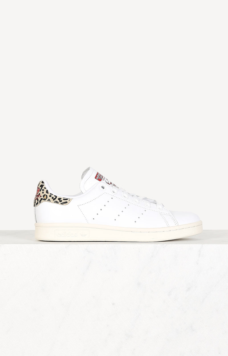 Sneaker Stan Smith in Weiß/LeoAdidas Originals - Anita Hass