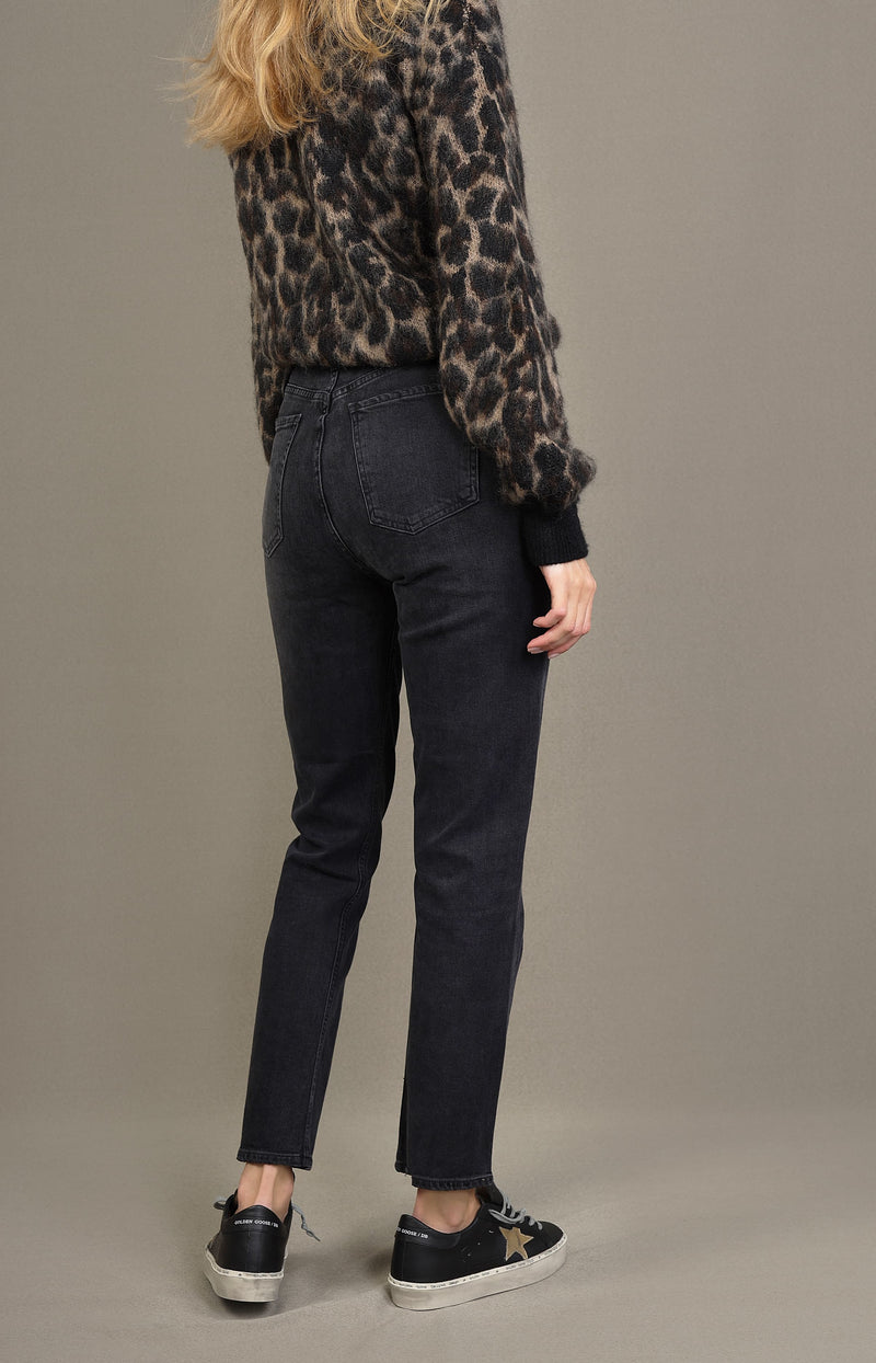 Jeans Charlotte High Rise Straight in OblivionCitizens of Humanity - Anita Hass