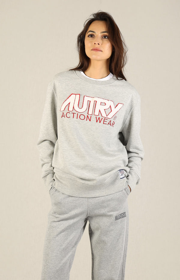 Sweatshirt Action in GrauAutry - Anita Hass