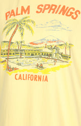 T-Shirt Palm Springs in Light YellowGallery Dept. - Anita Hass