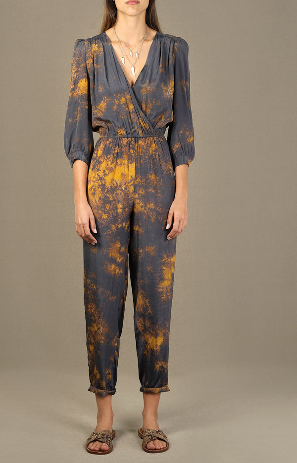 Jumpsuit Morpho in GrauMes Demoiselles - Anita Hass