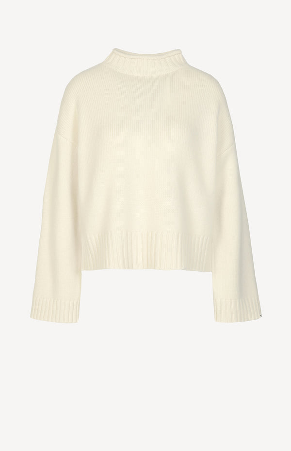 Sweater Ken N° 163 in CreamExtreme Cashmere - Anita Hass