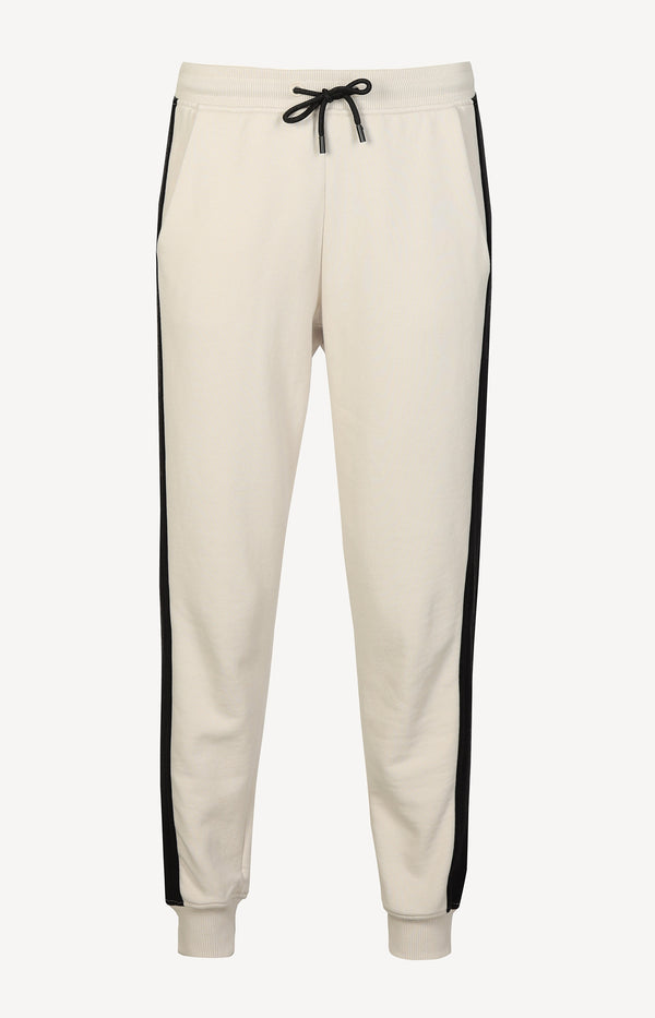 Sweatpants French Terry in Tan ComboAnthony Thomas Melillo - Anita Hass