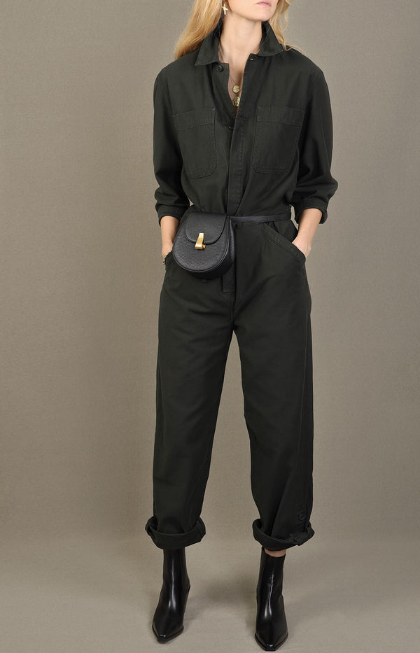 Jumpsuit Frida in Dark OliveCitizens of Humanity - Anita Hass