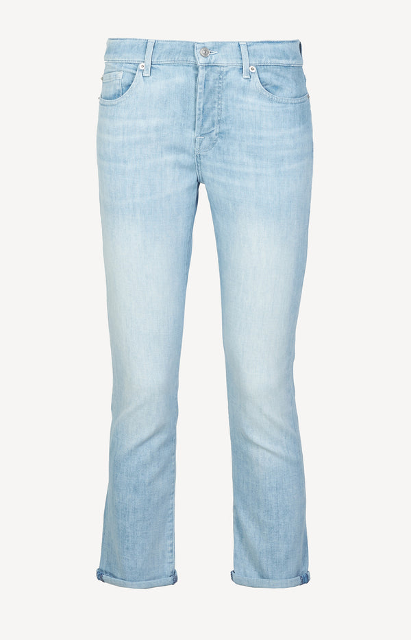 Jeans Asher Left Hand Renew in Light Blue7 For All Mankind - Anita Hass