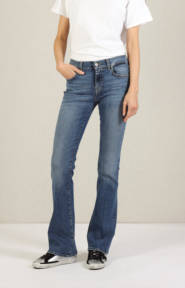 Jeans Bootcut in Soho Light Blue7 For All Mankind - Anita Hass