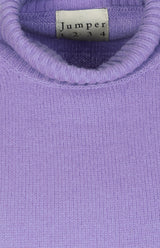 Pullover Exposed Roll Collar in ParmaJumper1234 - Anita Hass