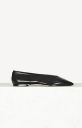 Loafer Betty Nappa in Schwarzaeyde - Anita Hass