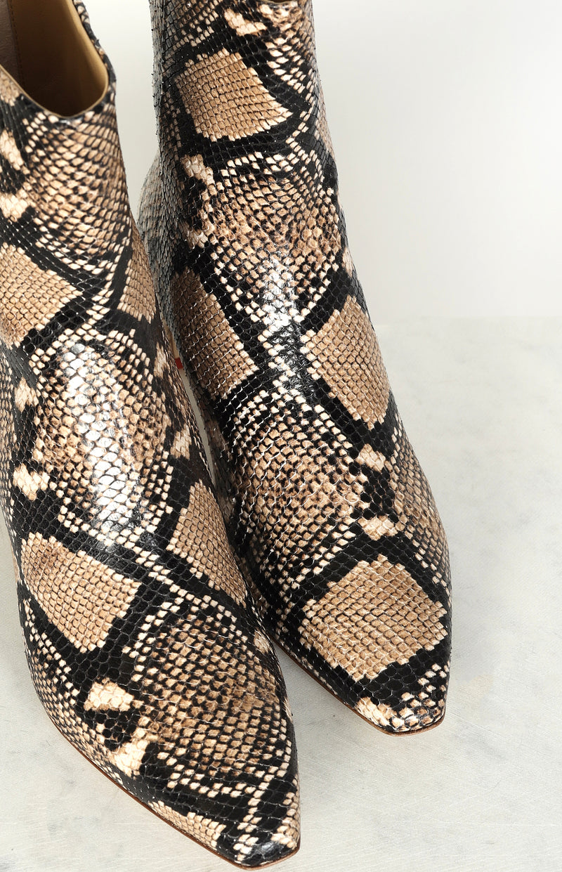 Boots Ivy Snake in Naturalaeyde - Anita Hass