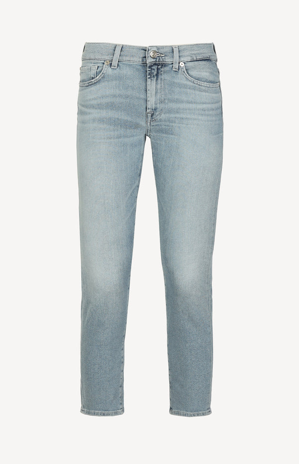Jeans Roxanne Ankle in Light Blue7 For All Mankind - Anita Hass