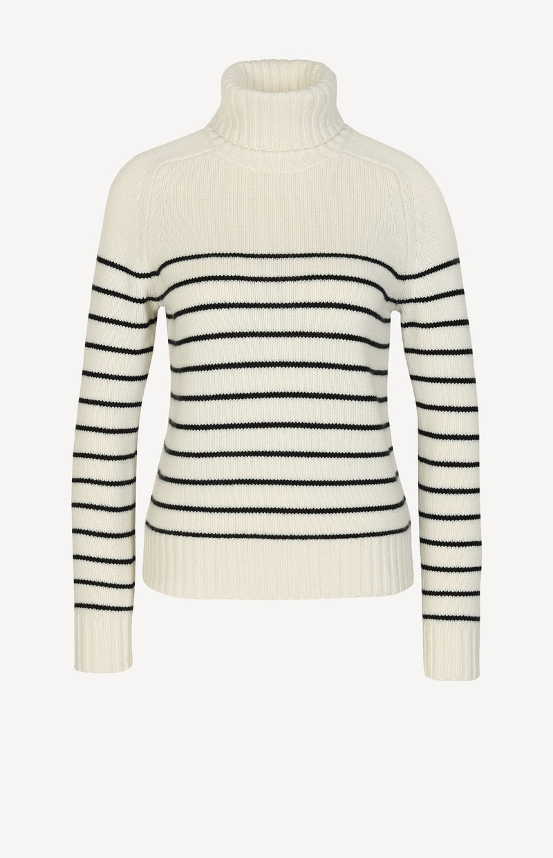 Pullover Molly in Ivory/BlackNili Lotan - Anita Hass