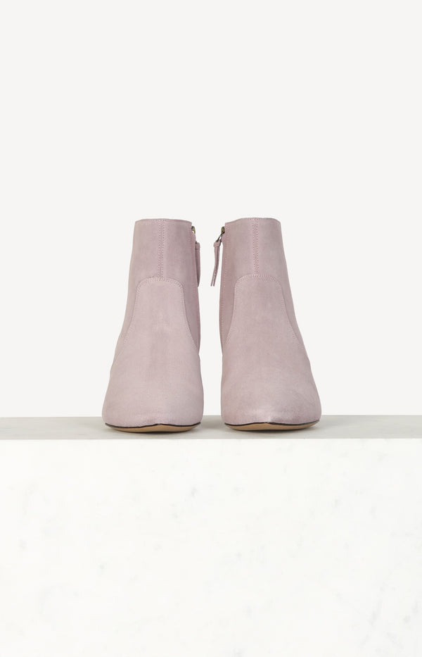 Boots Derst in Mauve