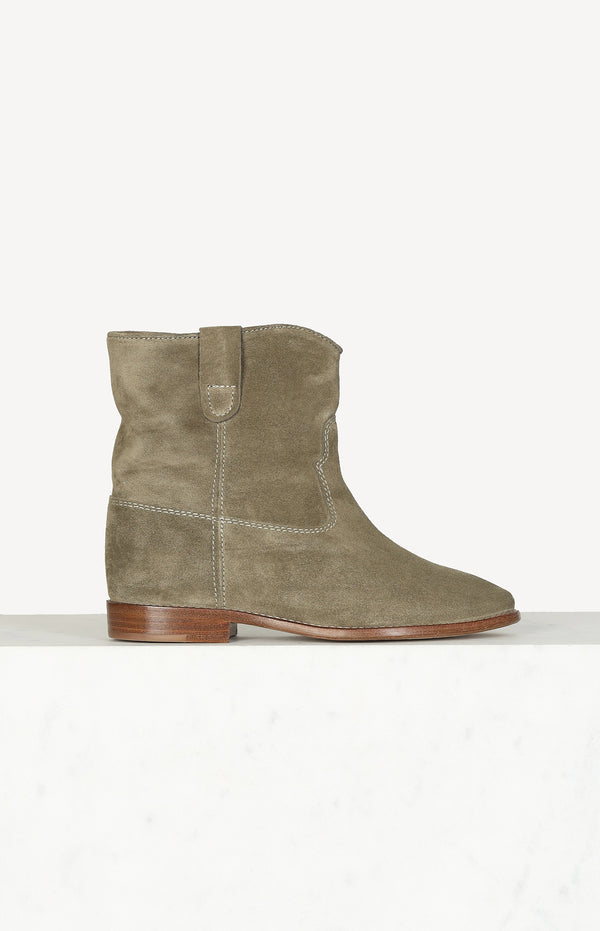 Boots Crisi in TaupeIsabel Marant - Anita Hass