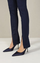 Jeans Kate High Rise in Oxford BlueVeronica Beard - Anita Hass
