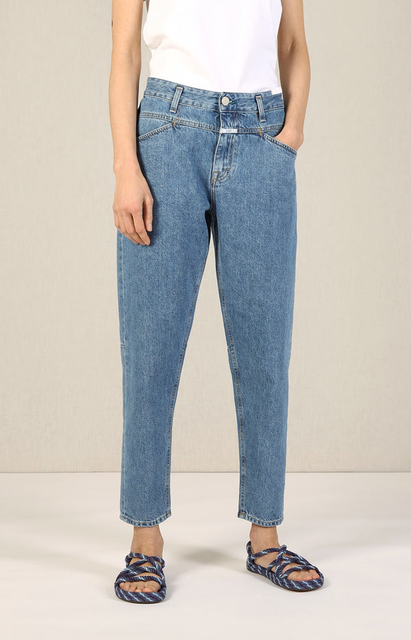 Jeans X-Lent in Mid Blue