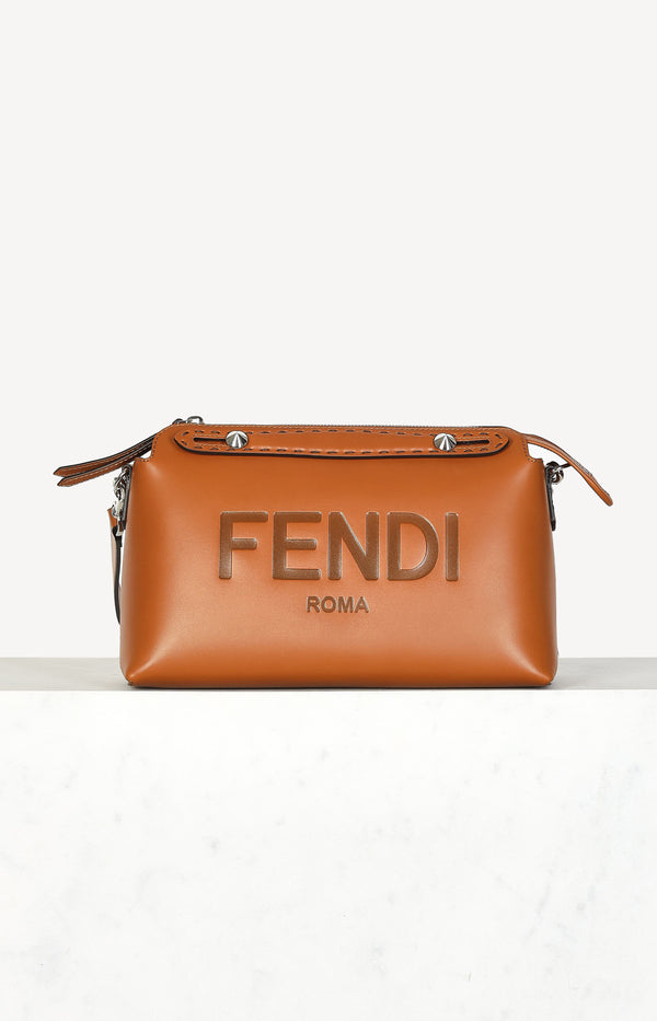 Tasche By The Way Medium in BeigeFendi - Anita Hass