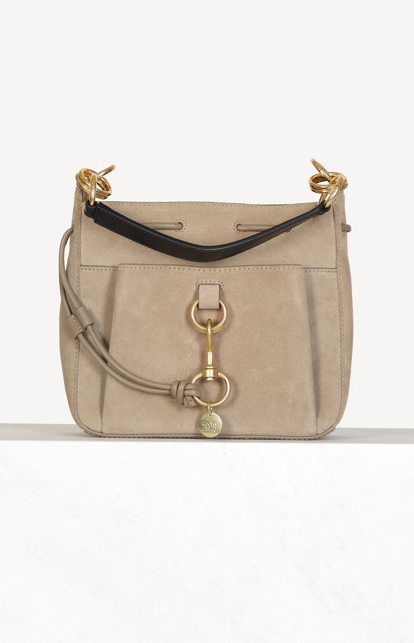 Bucket Bag Tony in Motty GreySee by Chloé - Anita Hass