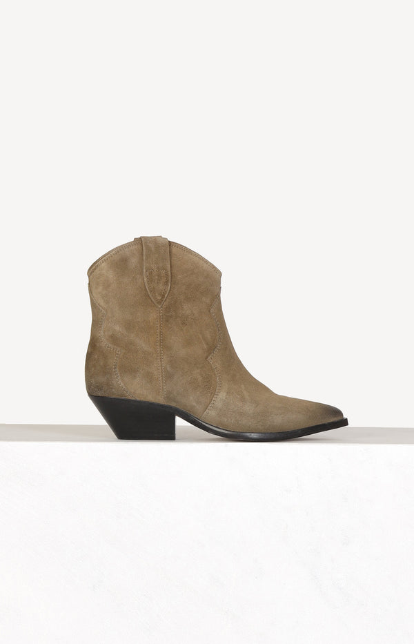 Boots Dewina in TaupeIsabel Marant - Anita Hass