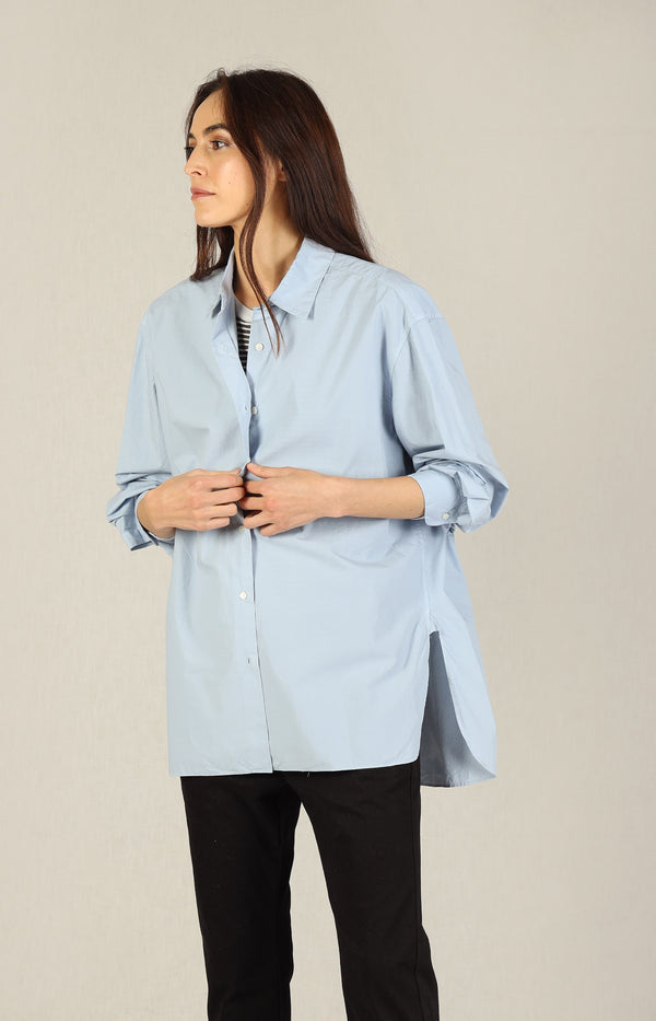 Bluse Yorke in Light BlueNili Lotan - Anita Hass