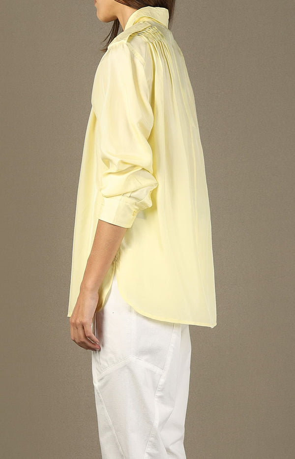 Bluse Uma in Light YellowIsabel Marant - Anita Hass