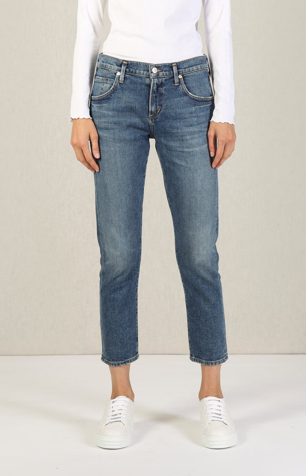 Jeans Elsa Mid Rise in HeistCitizens of Humanity - Anita Hass