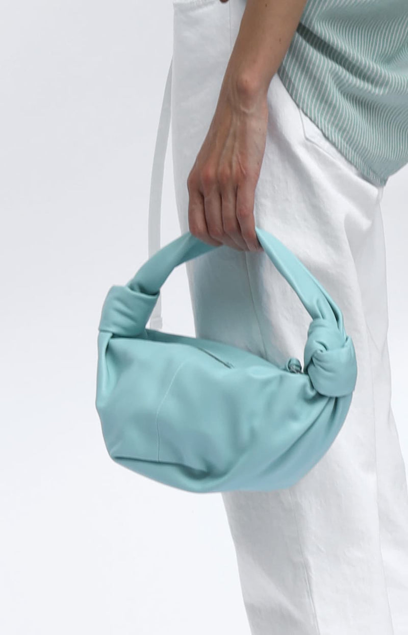 Tasche Mini in SpearmintBottega Veneta - Anita Hass