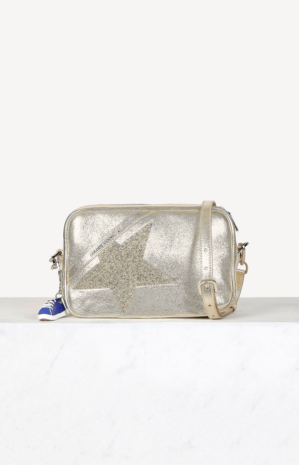 Tasche Star in GoldGolden Goose - Anita Hass