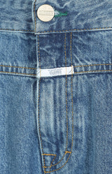 Jeans X-Lent in Mid BlueClosed - Anita Hass