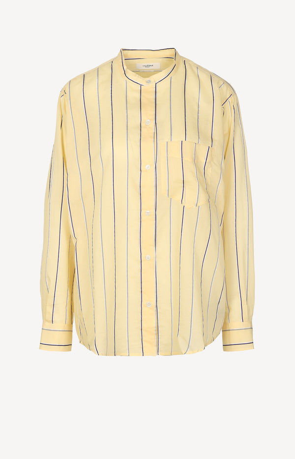 Bluse Satchell in Light YellowIsabel Marant Étoile - Anita Hass