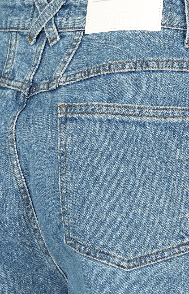 Jeans Pearl in Mid BlueClosed - Anita Hass
