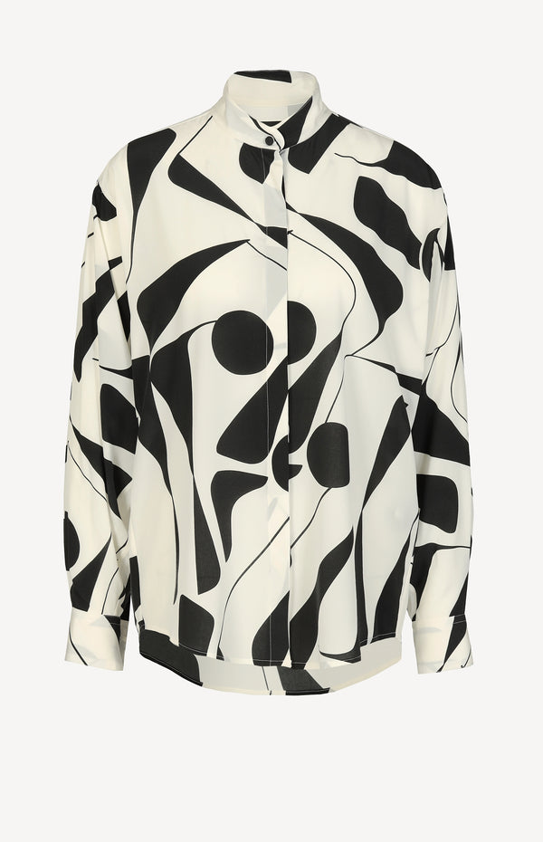 Bluse Cade in EcruIsabel Marant - Anita Hass