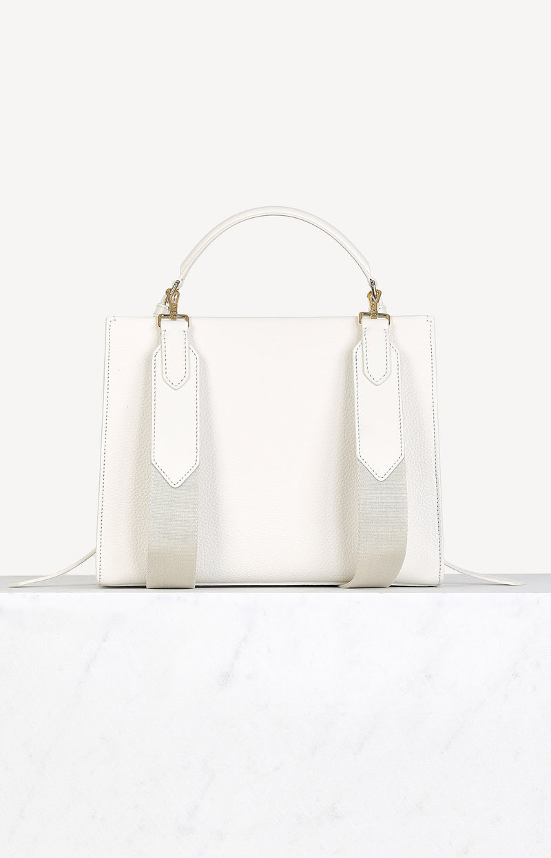 Handtasche T Twist Top Handle in ChalkTom Ford - Anita Hass