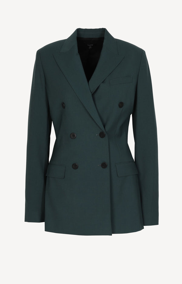 Blazer Tailor in Evergreen