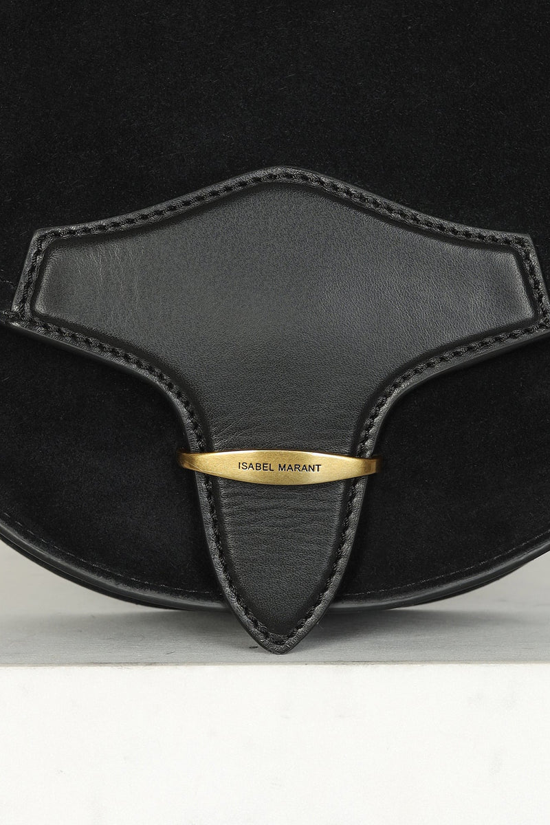 Saddle Bag Botsy in SchwarzIsabel Marant - Anita Hass