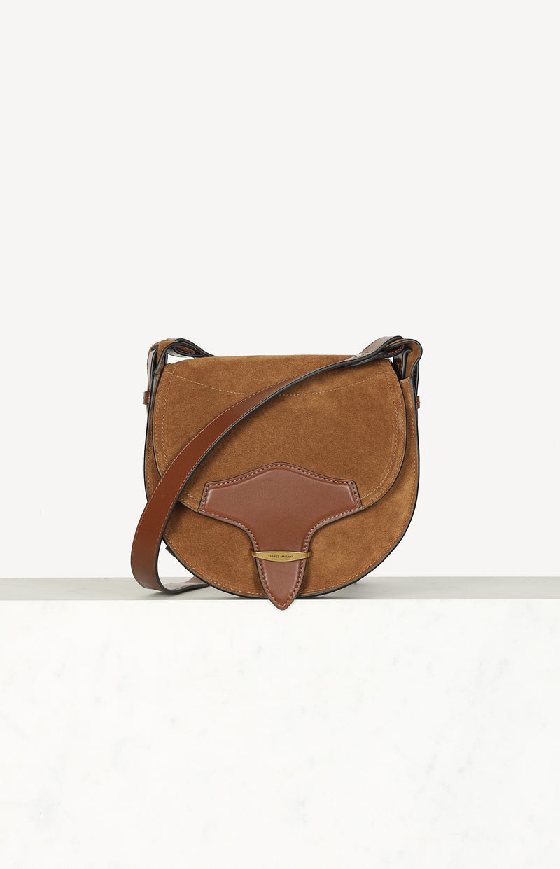 Saddle Bag Botsy in CognacIsabel Marant - Anita Hass