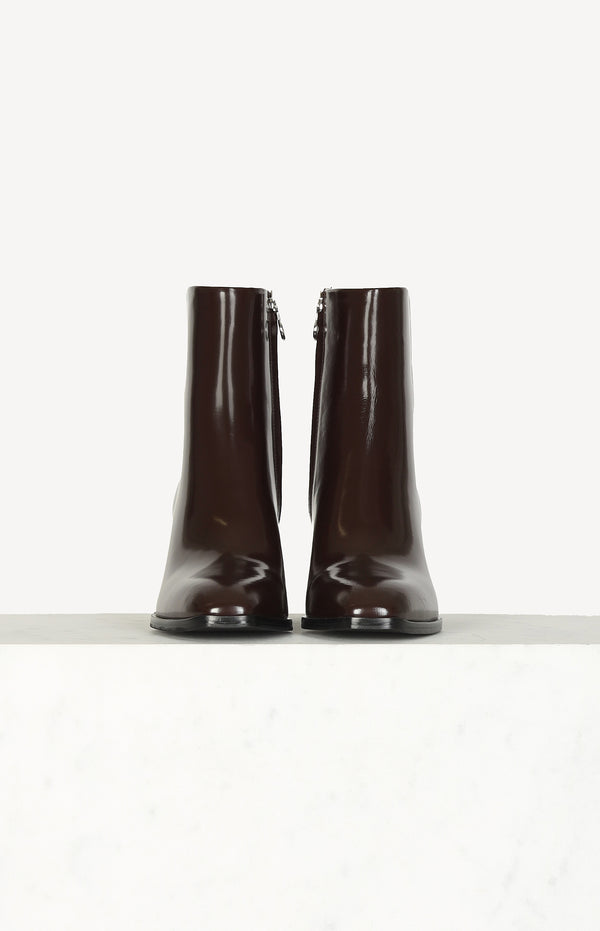 Boots Leandra Polido in Chocolateaeyde - Anita Hass