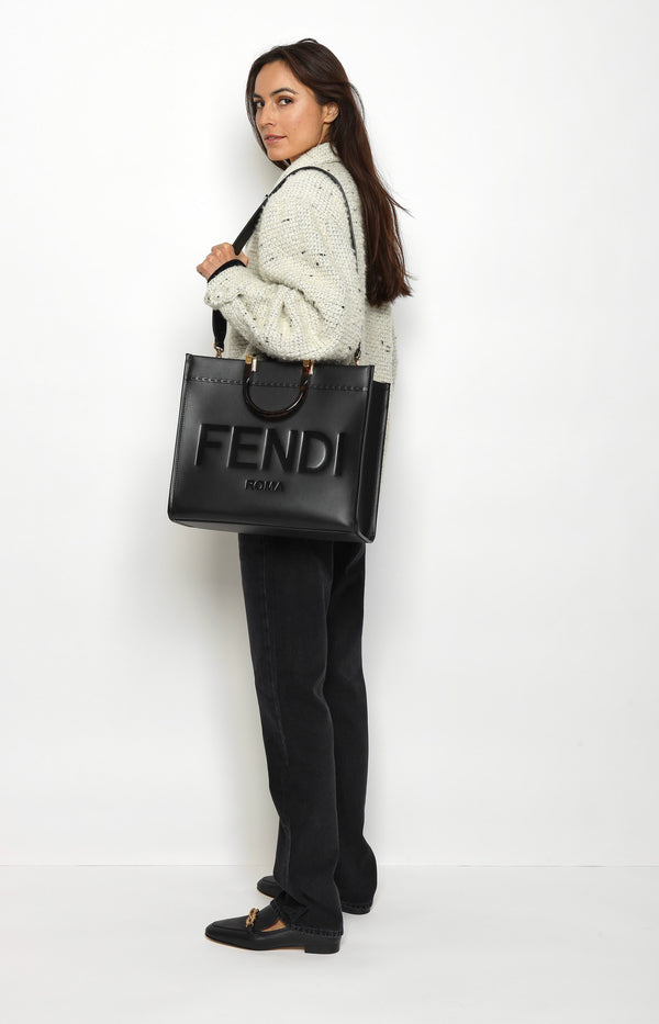 Tasche Fendi Sunshine Medium in SchwarzFendi - Anita Hass