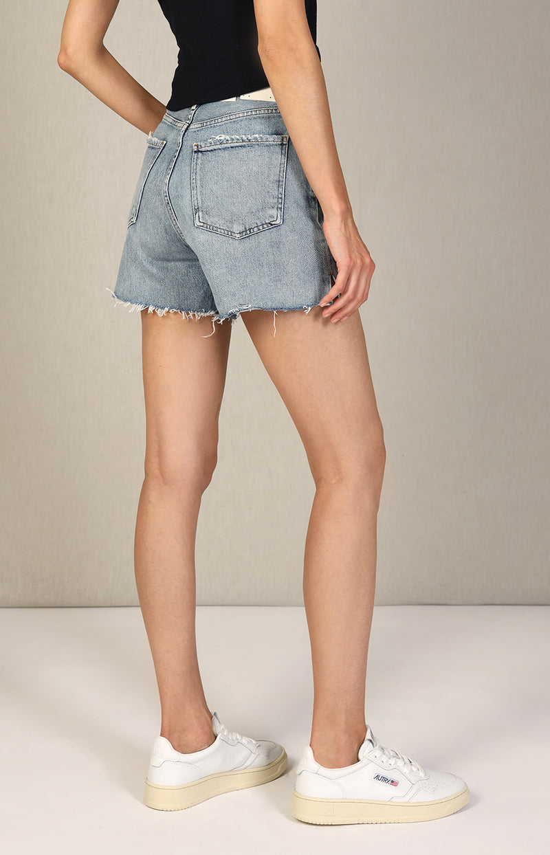 Jeansshorts Dee in Epic BlauAgolde - Anita Hass
