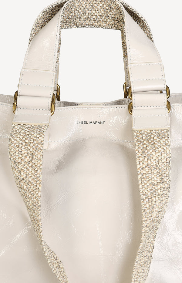 Tasche Wardy New in EcruIsabel Marant - Anita Hass